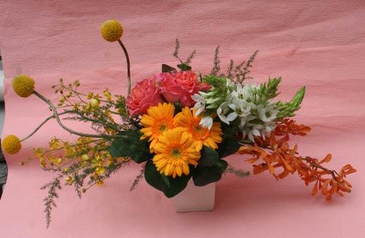 花ギフト|フラワーギフト|誕生日 花|カノシェ話題|スタンド花|ウエディングブーケ|花束|花屋|kaorusan-mokara2