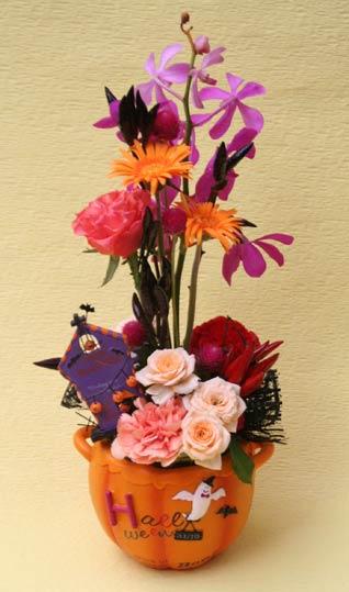 花ギフト|フラワーギフト|誕生日 花|カノシェ話題|スタンド花|ウエディングブーケ|花束|花屋|2015_hallo_a_1