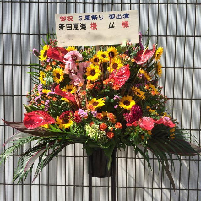 花ギフト|フラワーギフト|誕生日 花|カノシェ話題|スタンド花|ウエディングブーケ|花束|花屋|IMG_5901