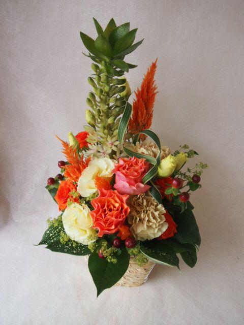 花ギフト|フラワーギフト|誕生日 花|カノシェ話題|スタンド花|ウエディングブーケ|花束|花屋|41770