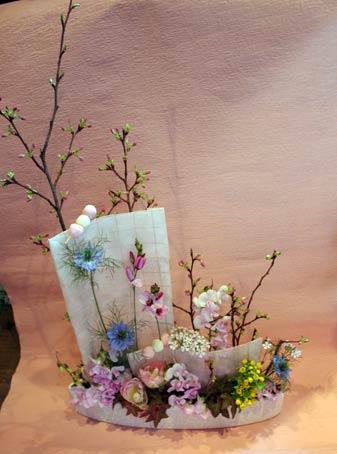 えみこさん桜