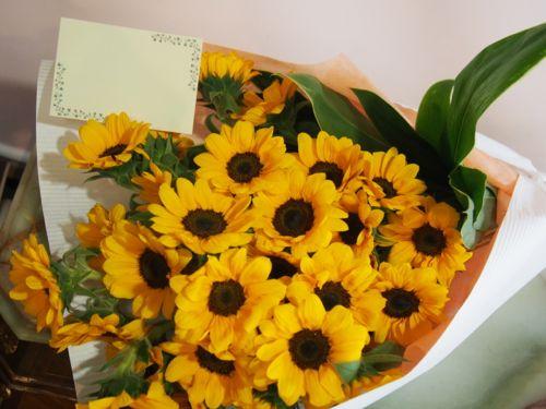 花ギフト|フラワーギフト|誕生日 花|カノシェ話題|スタンド花|ウエディングブーケ|花束|花屋|57235