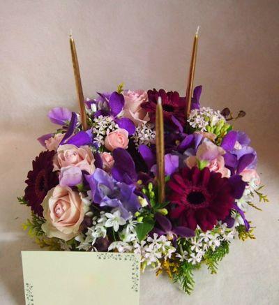 花ギフト|フラワーギフト|誕生日 花|カノシェ話題|スタンド花|ウエディングブーケ|花束|花屋|37575