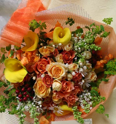 花ギフト|フラワーギフト|誕生日 花|カノシェ話題|スタンド花|ウエディングブーケ|花束|花屋|YORKAYOKO
