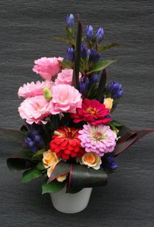 花ギフト|フラワーギフト|誕生日 花|カノシェ話題|スタンド花|ウエディングブーケ|花束|花屋|IMG_0164