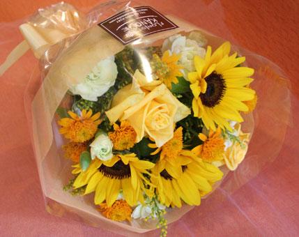 花ギフト フラワーギフト 誕生日 花 カノシェ話題 スタンド花 ウエディングブーケ 花束 花屋 お子様1