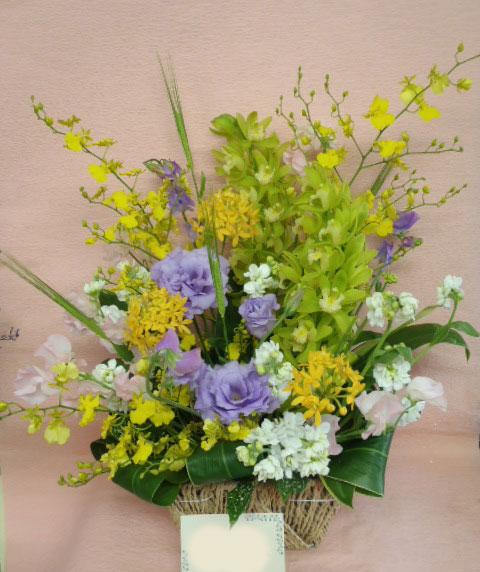 花ギフト|フラワーギフト|誕生日 花|カノシェ話題|スタンド花|ウエディングブーケ|花束|花屋|sinnbi-green