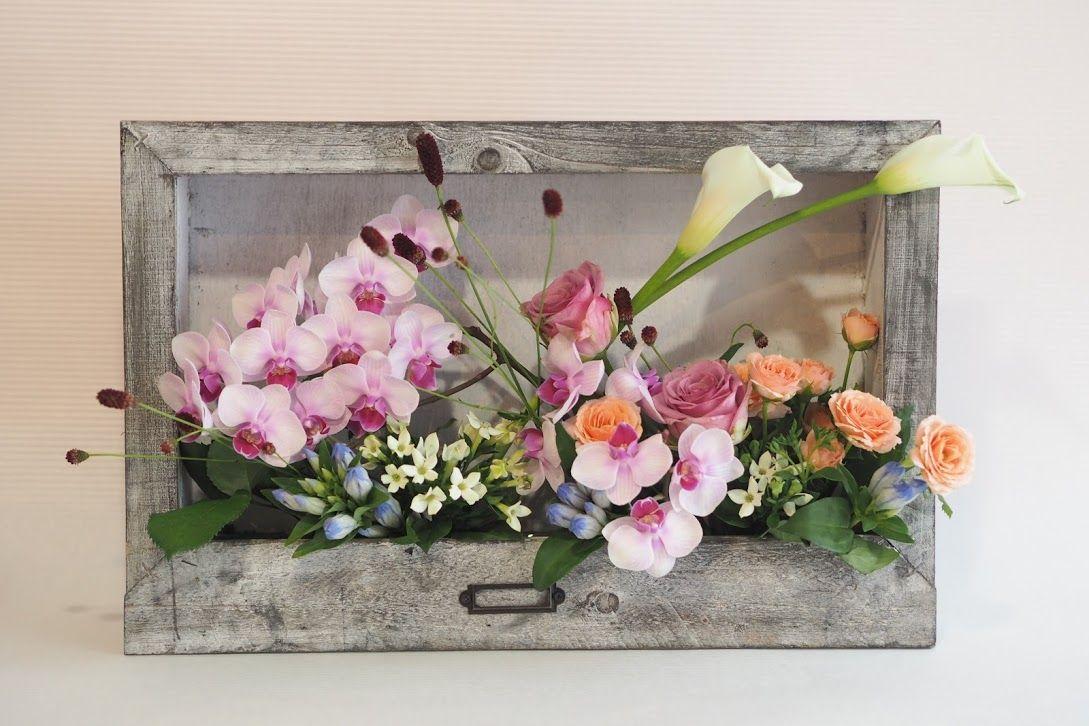 花ギフト|フラワーギフト|誕生日 花|カノシェ話題|スタンド花|ウエディングブーケ|花束|花屋|2016_aut_a_1
