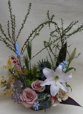 花ギフト|フラワーギフト|誕生日 花|カノシェ話題|スタンド花|ウエディングブーケ|花束|花屋|f0b3591d