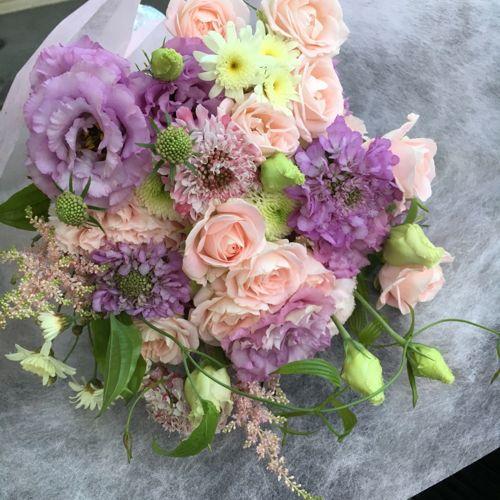 花ギフト|フラワーギフト|誕生日 花|カノシェ話題|スタンド花|ウエディングブーケ|花束|花屋|IMG_1107