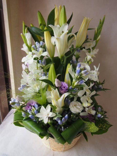 花ギフト|フラワーギフト|誕生日 花|カノシェ話題|スタンド花|ウエディングブーケ|花束|花屋|42087(1)