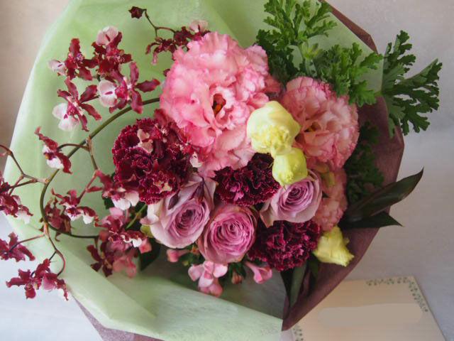 花ギフト|フラワーギフト|誕生日 花|カノシェ話題|スタンド花|ウエディングブーケ|花束|花屋|56136