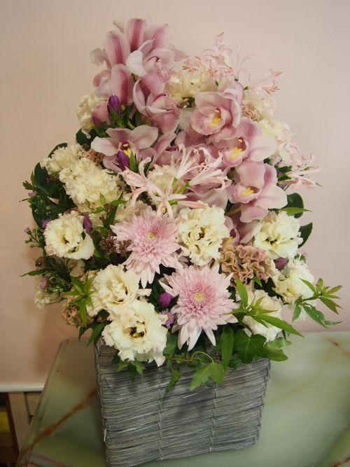 花ギフト|フラワーギフト|誕生日 花|カノシェ話題|スタンド花|ウエディングブーケ|花束|花屋|m-1