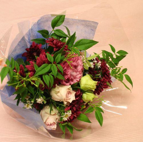 花ギフト|フラワーギフト|誕生日 花|カノシェ話題|スタンド花|ウエディングブーケ|花束|花屋|IMG_0515