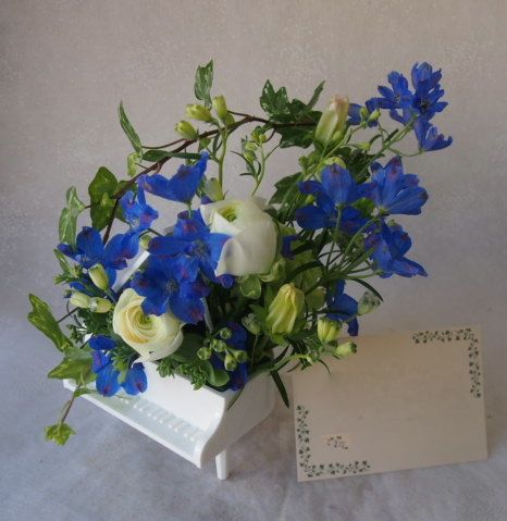 花ギフト|フラワーギフト|誕生日 花|カノシェ話題|スタンド花|ウエディングブーケ|花束|花屋|54639