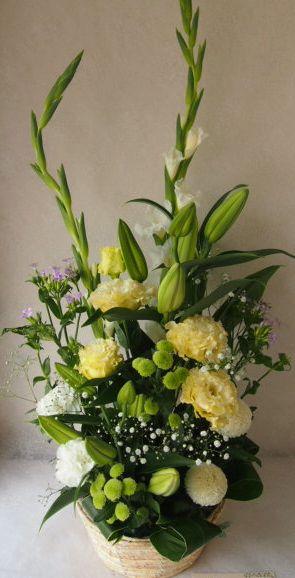 花ギフト|フラワーギフト|誕生日 花|カノシェ話題|スタンド花|ウエディングブーケ|花束|花屋|54961