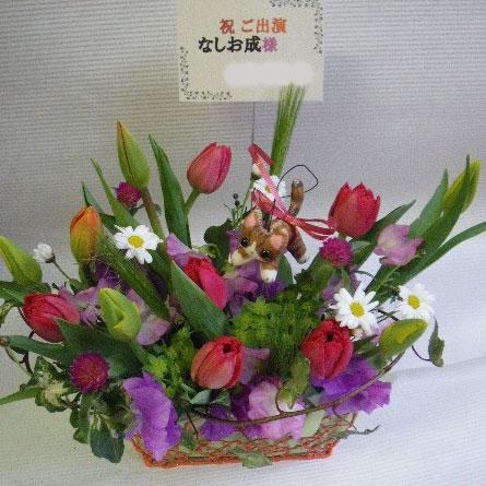 花ギフト フラワーギフト 誕生日 花 カノシェ話題 スタンド花 ウエディングブーケ 花束 花屋 ねこあゆみ