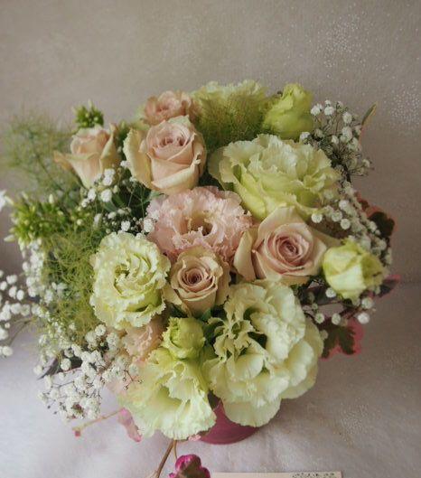 花ギフト|フラワーギフト|誕生日 花|カノシェ話題|スタンド花|ウエディングブーケ|花束|花屋|54807