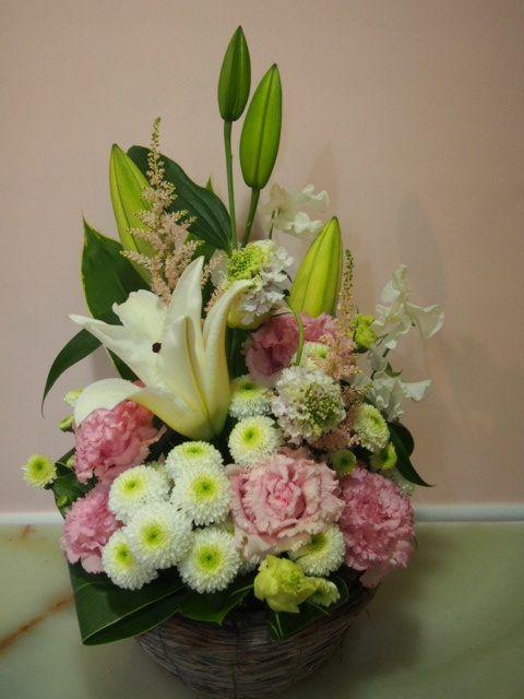 花ギフト|フラワーギフト|誕生日 花|カノシェ話題|スタンド花|ウエディングブーケ|花束|花屋|54384