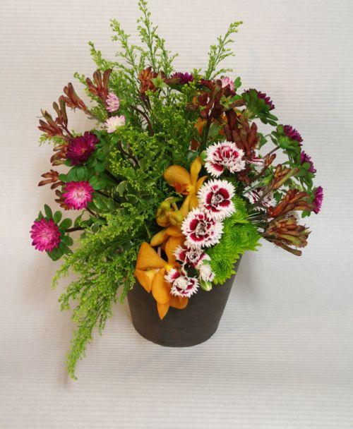 花ギフト|フラワーギフト|誕生日 花|カノシェ話題|スタンド花|ウエディングブーケ|花束|花屋|IMG_2984