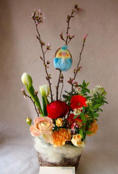 花ギフト|フラワーギフト|誕生日 花|カノシェ話題|スタンド花|ウエディングブーケ|花束|花屋|46436