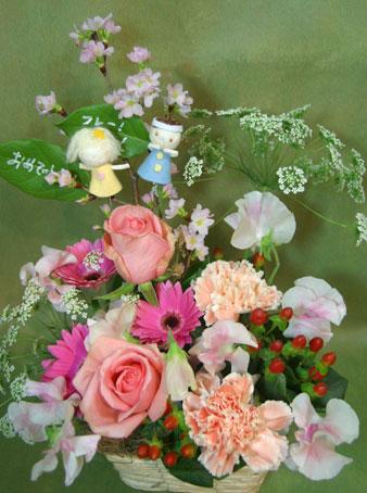花ギフト|フラワーギフト|誕生日 花|カノシェ話題|スタンド花|ウエディングブーケ|花束|花屋|ふれふれ3