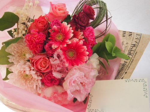 花ギフト|フラワーギフト|誕生日 花|カノシェ話題|スタンド花|ウエディングブーケ|花束|花屋|56484