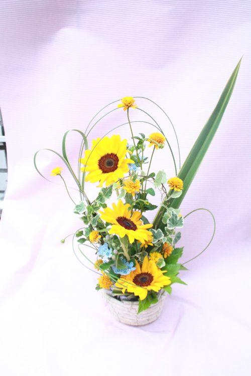 花ギフト|フラワーギフト|誕生日 花|カノシェ話題|スタンド花|ウエディングブーケ|花束|花屋|IMG_3923