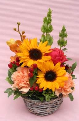 花ギフト|フラワーギフト|誕生日 花|カノシェ話題|スタンド花|ウエディングブーケ|花束|花屋|2014_fa_a1