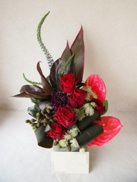 花ギフト|フラワーギフト|誕生日 花|カノシェ話題|スタンド花|ウエディングブーケ|花束|花屋|56919