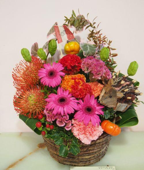 花ギフト|フラワーギフト|誕生日 花|カノシェ話題|スタンド花|ウエディングブーケ|花束|花屋|58079