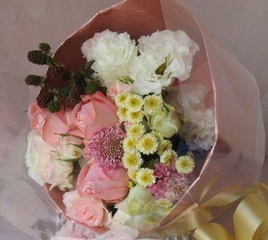 花ギフト|フラワーギフト|誕生日 花|カノシェ話題|スタンド花|ウエディングブーケ|花束|花屋|41154