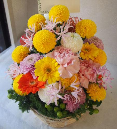 花ギフト|フラワーギフト|誕生日 花|カノシェ話題|スタンド花|ウエディングブーケ|花束|花屋|52116