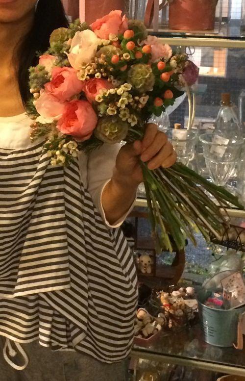 花ギフト|フラワーギフト|誕生日 花|カノシェ話題|スタンド花|ウエディングブーケ|花束|花屋|IMG_5878