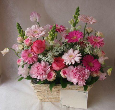 花ギフト|フラワーギフト|誕生日 花|カノシェ話題|スタンド花|ウエディングブーケ|花束|花屋|46203
