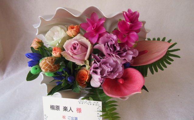 花ギフト|フラワーギフト|誕生日 花|カノシェ話題|スタンド花|ウエディングブーケ|花束|花屋|41854