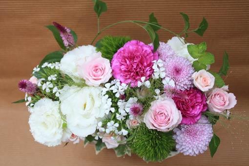 花ギフト|フラワーギフト|誕生日 花|カノシェ話題|スタンド花|ウエディングブーケ|花束|花屋|pa-u