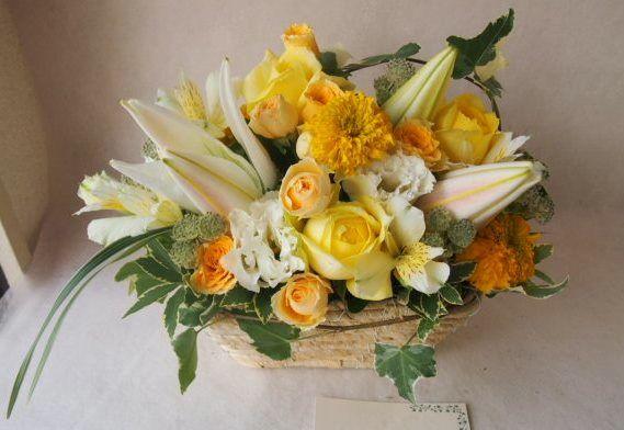 花ギフト|フラワーギフト|誕生日 花|カノシェ話題|スタンド花|ウエディングブーケ|花束|花屋|OLYMPUS DIGITAL CAMERA         -4