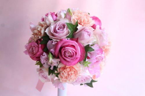 花ギフト|フラワーギフト|誕生日 花|カノシェ話題|スタンド花|ウエディングブーケ|花束|花屋|IMG_0445