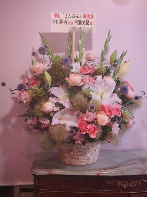 花ギフト|フラワーギフト|誕生日 花|カノシェ話題|スタンド花|ウエディングブーケ|花束|花屋|56688(1)
