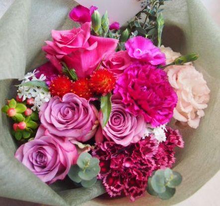 花ギフト|フラワーギフト|誕生日 花|カノシェ話題|スタンド花|ウエディングブーケ|花束|花屋|45216