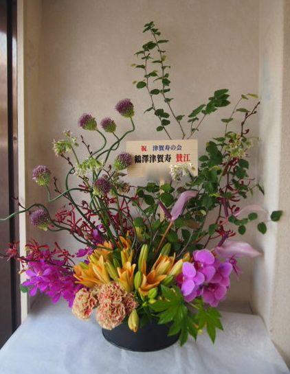 花ギフト|フラワーギフト|誕生日 花|カノシェ話題|スタンド花|ウエディングブーケ|花束|花屋|56012
