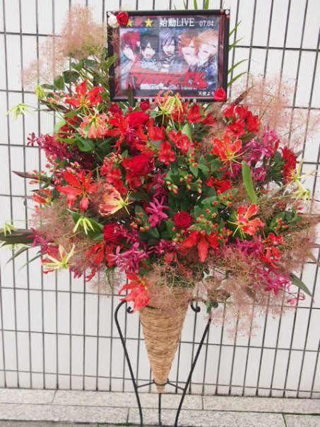 花ギフト|フラワーギフト|誕生日 花|カノシェ話題|スタンド花|ウエディングブーケ|花束|花屋|池袋BlackHole