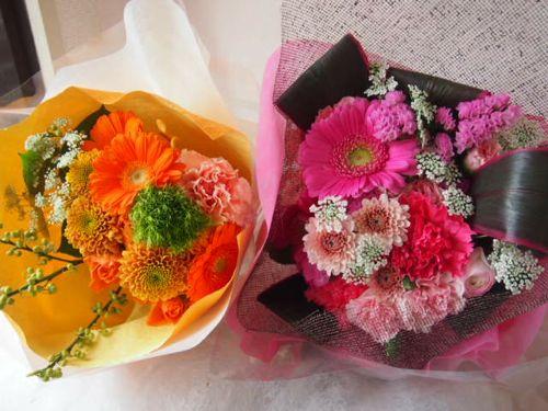 花ギフト|フラワーギフト|誕生日 花|カノシェ話題|スタンド花|ウエディングブーケ|花束|花屋|45554-2