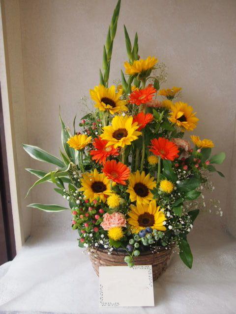花ギフト|フラワーギフト|誕生日 花|カノシェ話題|スタンド花|ウエディングブーケ|花束|花屋|48721