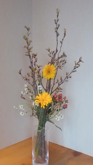 花ギフト|フラワーギフト|誕生日 花|カノシェ話題|スタンド花|ウエディングブーケ|花束|花屋|よしみつさん 桜