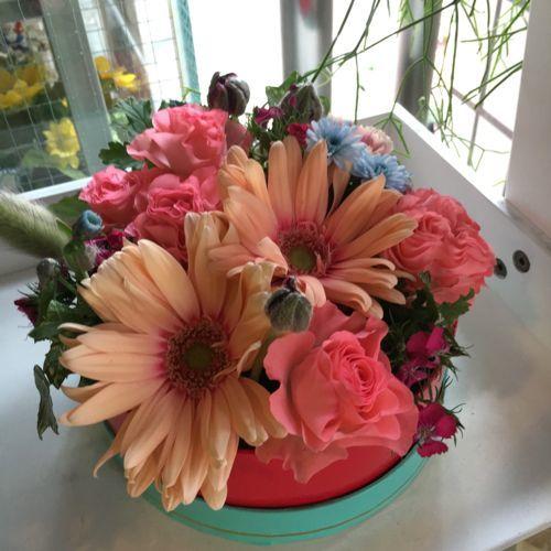 花ギフト|フラワーギフト|誕生日 花|カノシェ話題|スタンド花|ウエディングブーケ|花束|花屋|IMG_0313