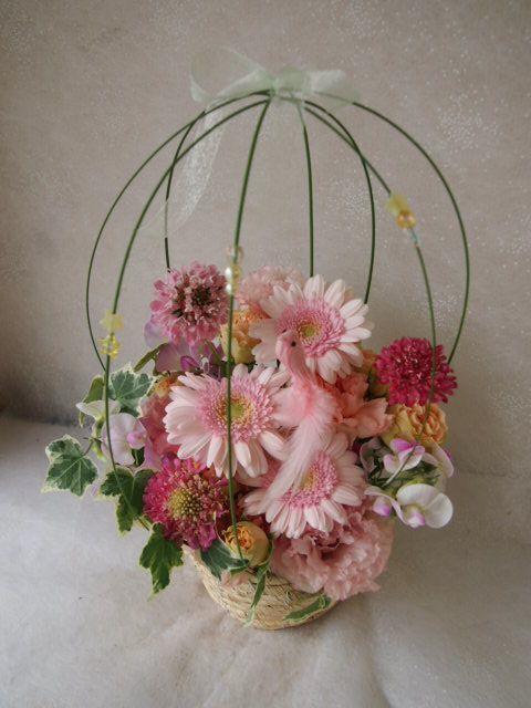 花ギフト|フラワーギフト|誕生日 花|カノシェ話題|スタンド花|ウエディングブーケ|花束|花屋|55281
