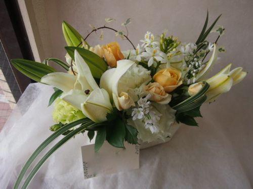 花ギフト|フラワーギフト|誕生日 花|カノシェ話題|スタンド花|ウエディングブーケ|花束|花屋|46205