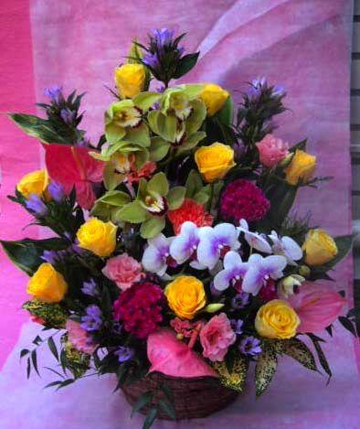 花ギフト|フラワーギフト|誕生日 花|カノシェ話題|スタンド花|ウエディングブーケ|花束|花屋|0915